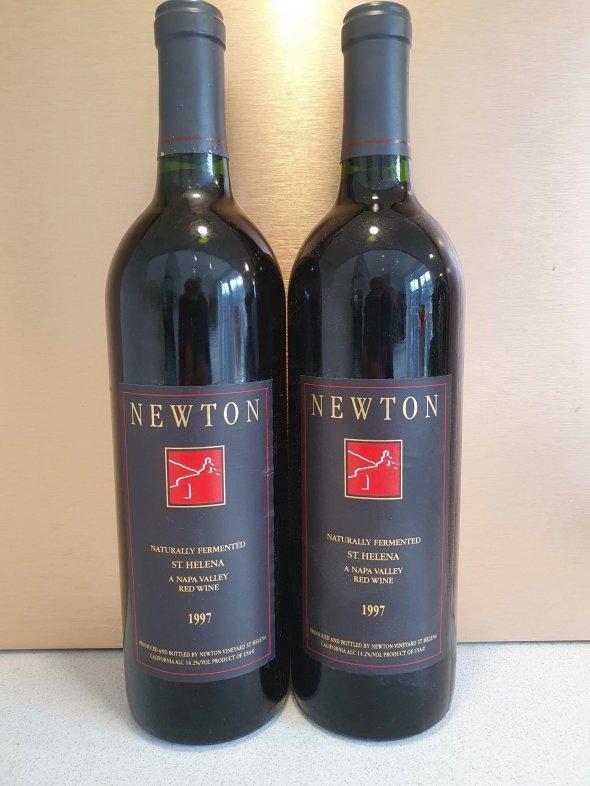 Newton 'Naturally Fermented', Napa Valley