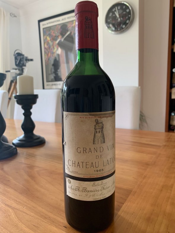 Chateau La Tour - Grand Vin
