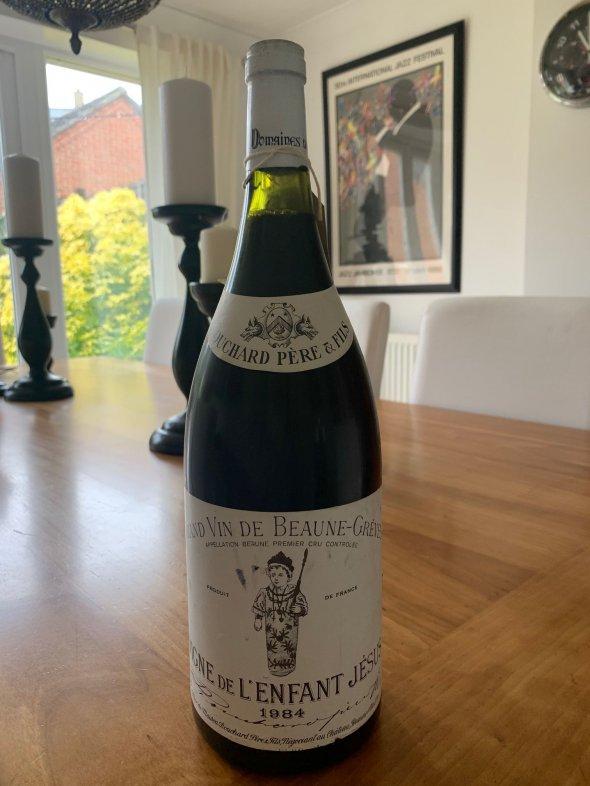 Vigne De L'Enfant Jesus - Grand Vin De Beaune-Greves - 1984 - Magnum