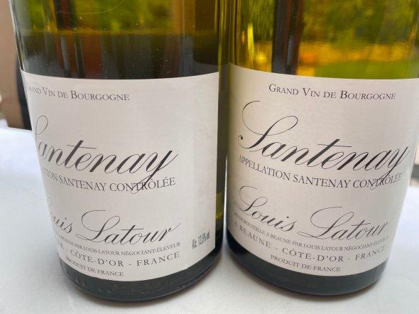 Louis Latour, Santenay, Blanc