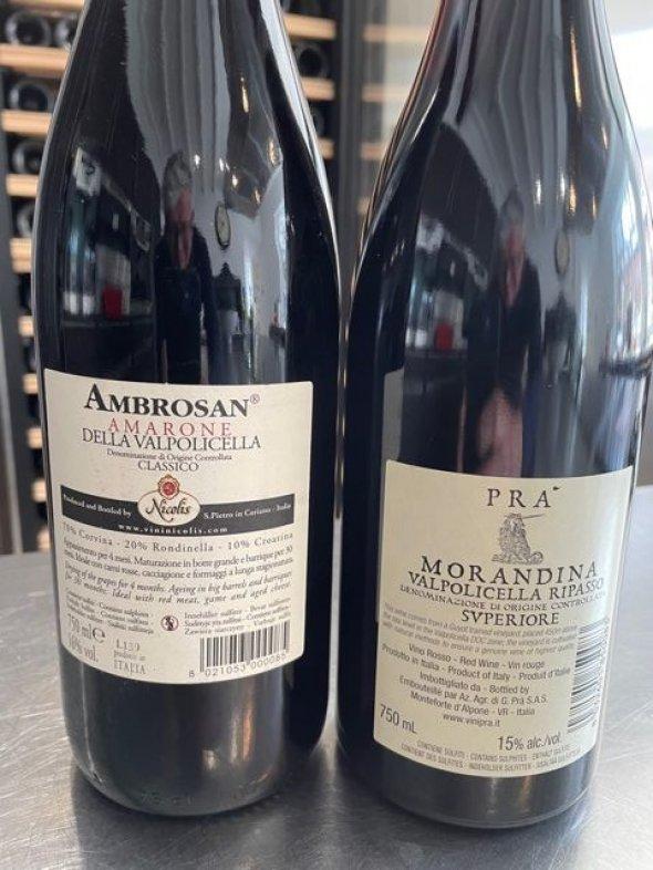 Amarone & Ripasso duo