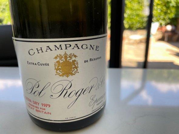 Pol Roger, Extra Cuvee Reserve Blanc