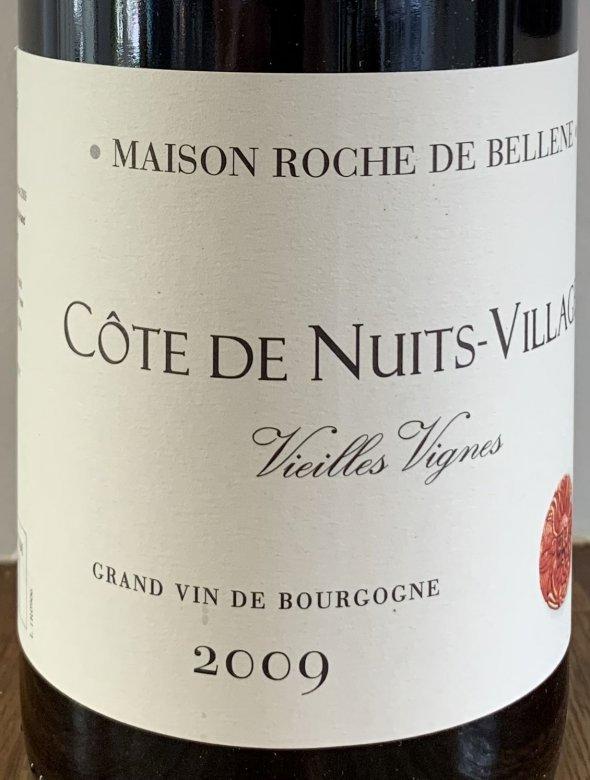 Maison Roche de Bellene, Cote de Nuits-Villages, Vieilles Vignes