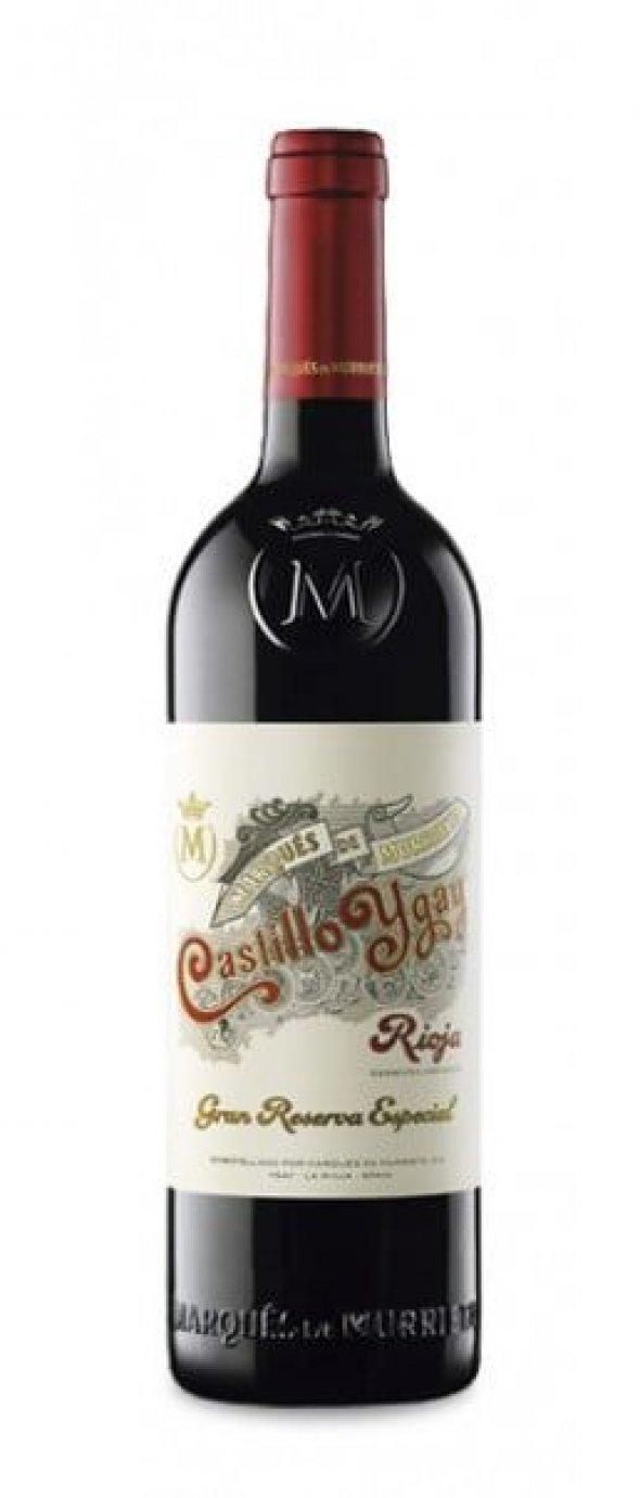 Marques de Murrieta, Castillo Ygay Gran Reserva Especial, Rioja