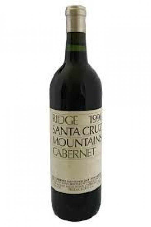 Ridge Vineyards, Estate Cabernet Sauvignon, Santa Cruz Mountains