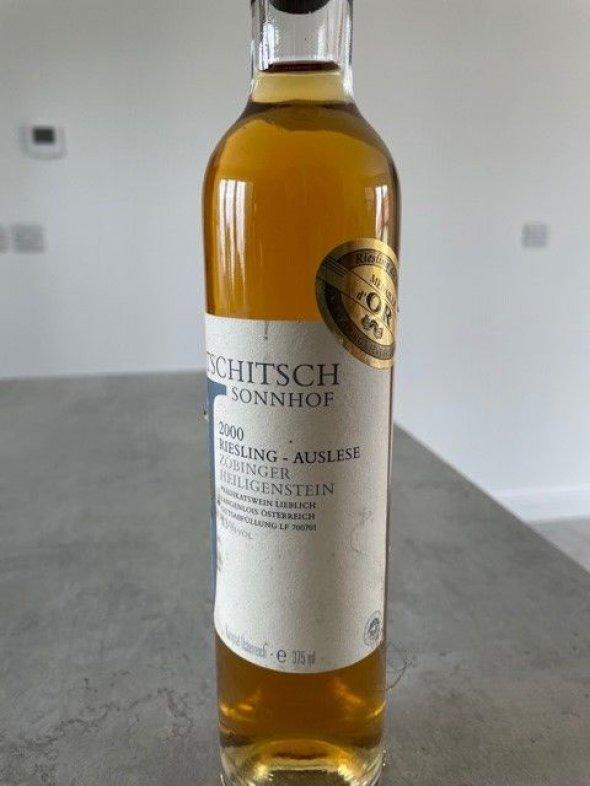 JURTSCHITSCH RIESLING AUSLESE ZOBINGER HEILINGENSTEIN 2000