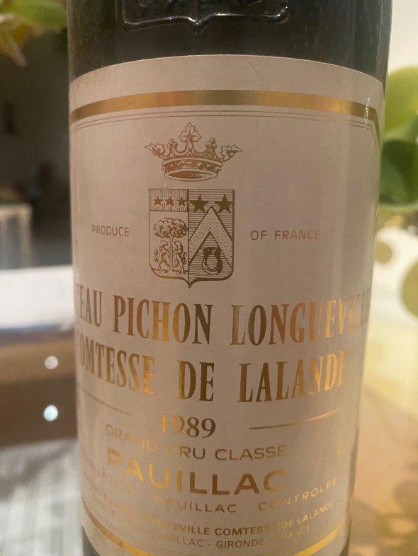 Chateau Pichon Longueville Comtesse de Lalande 2eme Cru Classe, Pauillac