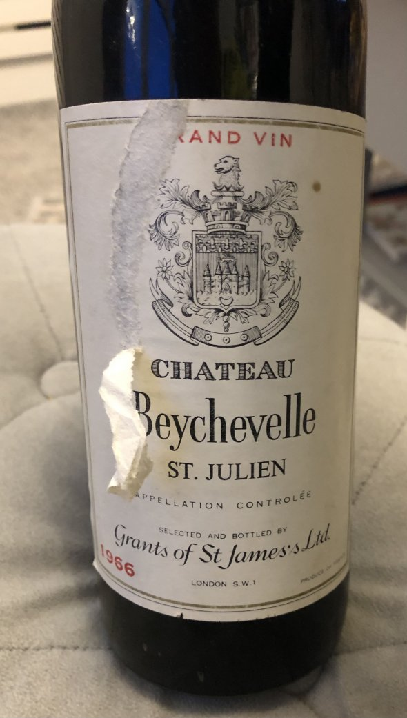 Chateau Beychevelle 4eme Cru Classe, Saint-Julien