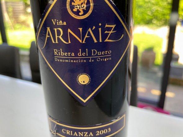 Garcia Carrion Vina Arnaiz Ribera del Duero Crianza