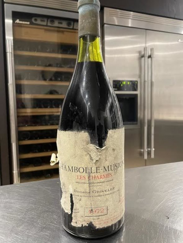 chambolle-musigny les charmes domaine grivelet