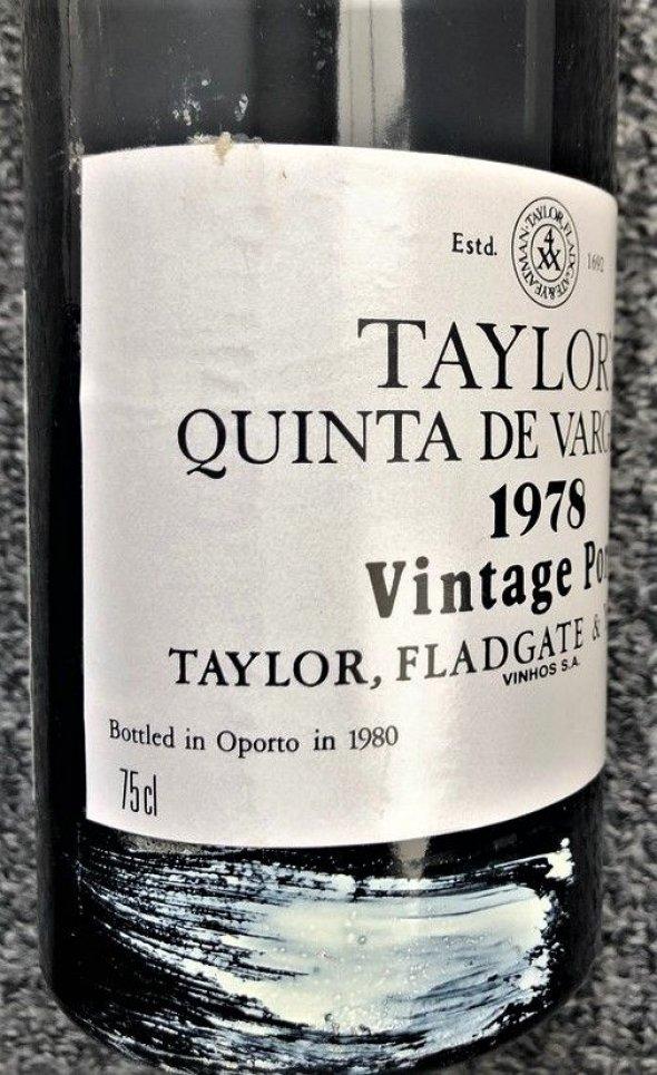 Taylor's Quinta de Vargellas Vintage Port
