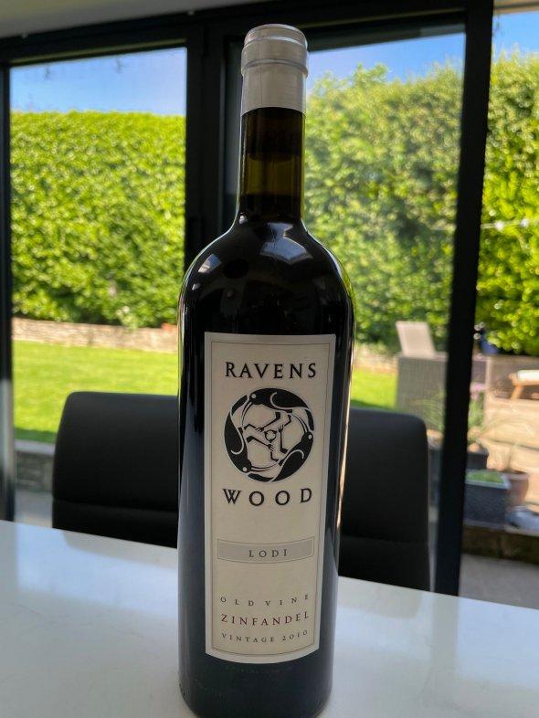 Ravenswood, Old Vine Zinfandel, Lodi