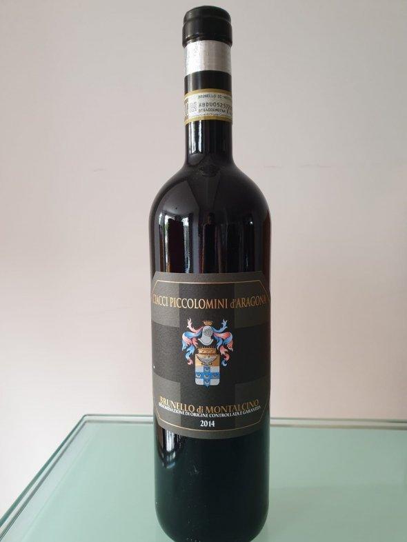 Ciacci Piccolomini d'Aragona, Brunello di Montalcino