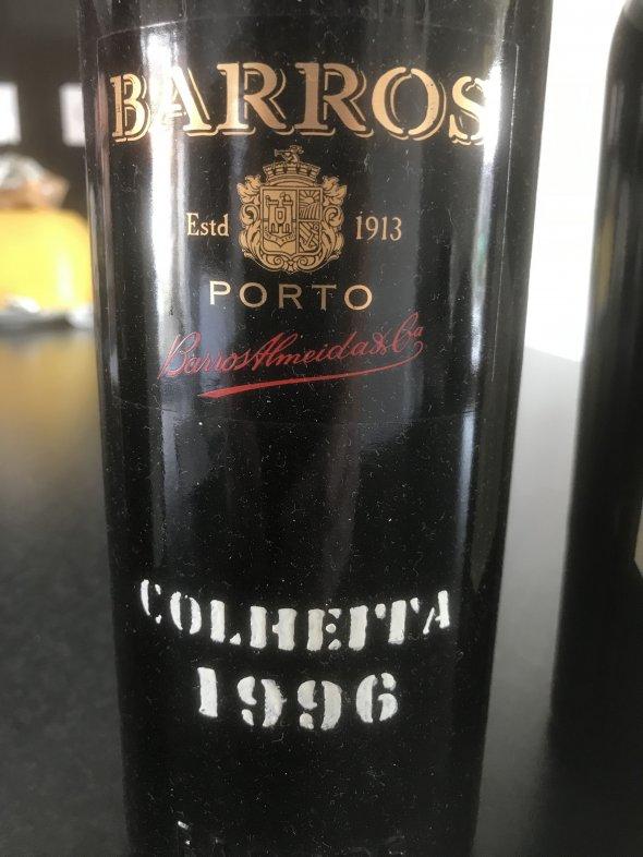 Barros, Vintage Port