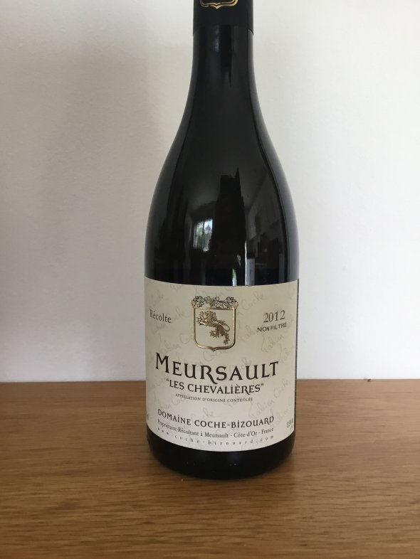 Domaine Coche Bizouard, Meursault, Les Chevalieres