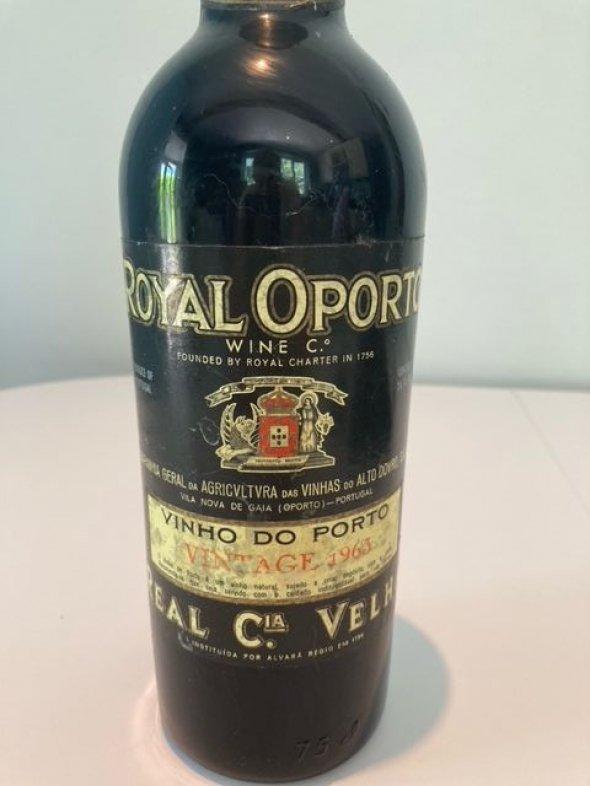 Royal Oporto, Vintage Port