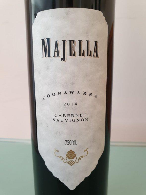 Majella, Cabernet Sauvignon, Coonawarra