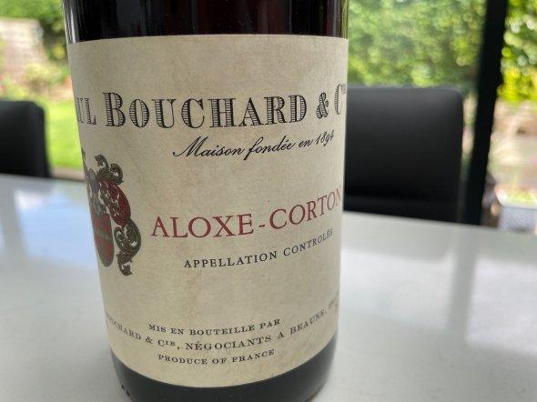 Paul Bouchard & Cie Aloxe Corton, Cote de Beaune