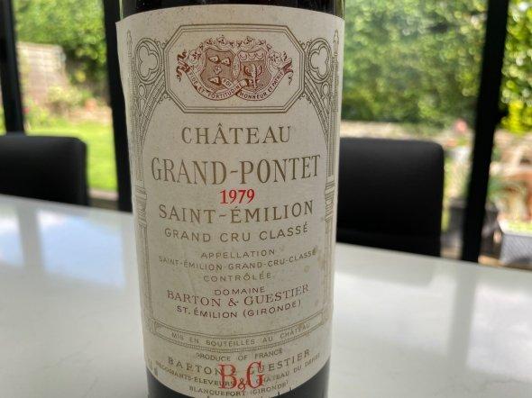 Chateau Grand-Pontet Grand Cru Classe, Saint-Emilion Grand Cru