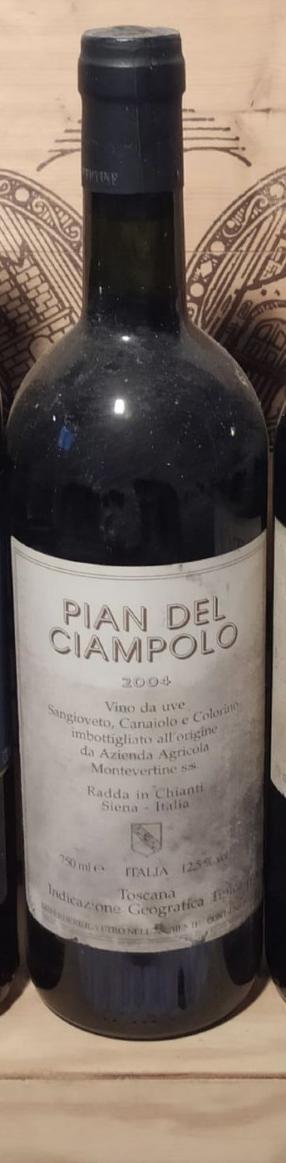 Montevertine, Pian Ciampolo, IGT