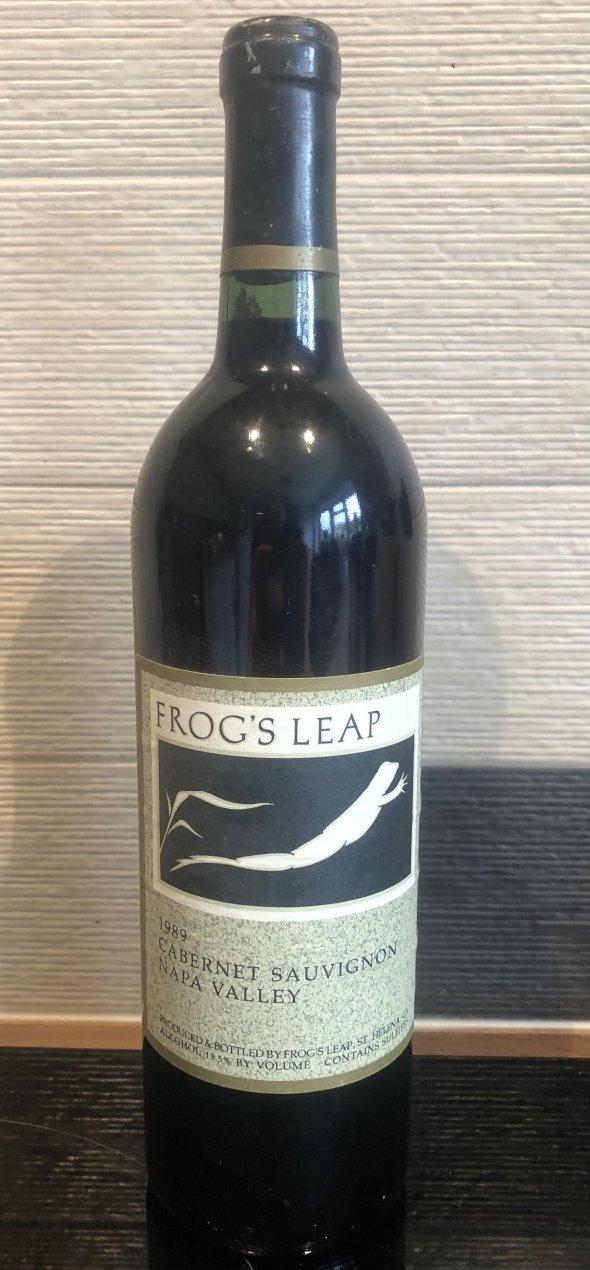 Frog s Leap, Cabernet Sauvignon, Napa Valley