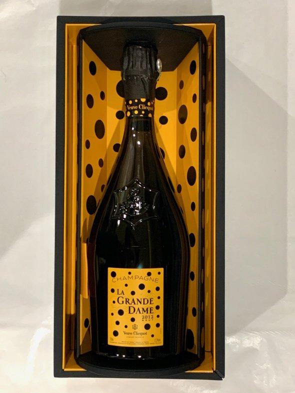 Veuve Clicquot, Grande Dame, Champagne, France, AOC, 2012