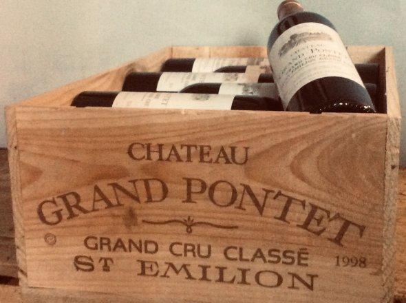 Dauphin de Grand Pontet, Saint-Emilion Grand Cru