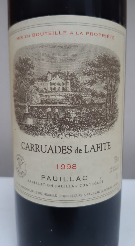 Carruades de Lafite, Pauillac