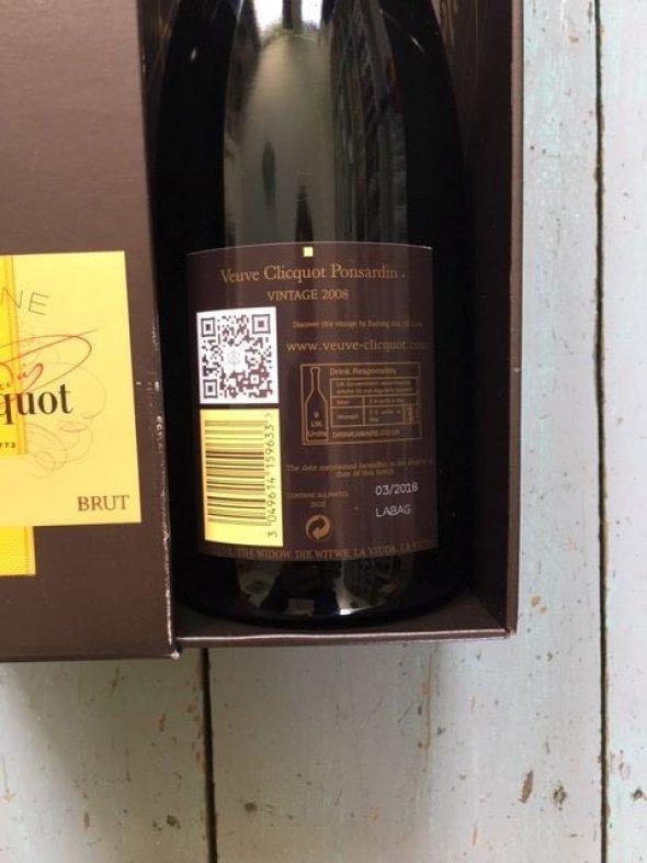 Veuve Clicquot, Vintage Brut