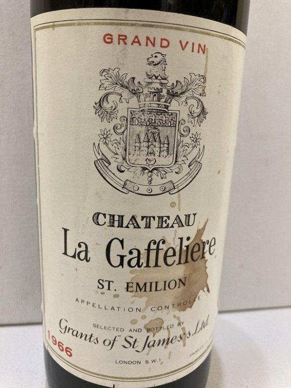Chateau La Gaffeliere Saint-Emilion