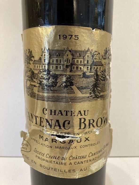 Chateau Cantenac Brown 3eme Cru Classe, Margaux