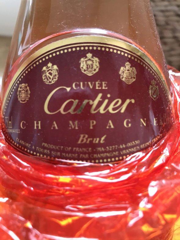 Vranken, Cartier Brut