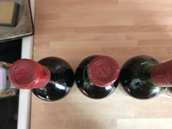 1982 Château Pontoise Cabarrus - Haut-Médoc Cru Bourgeois 6 bottels