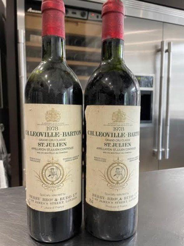 Chateau Leoville Barton 2eme Cru Classe, Saint-Julien - berry bros botlting