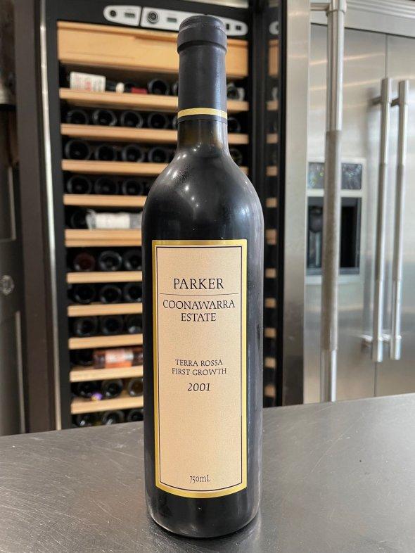 Parker, First Growth Cabernet Sauvignon, Coonawarra