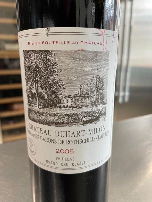 Chateau Duhart-Milon 4eme Cru Classe, Pauillac