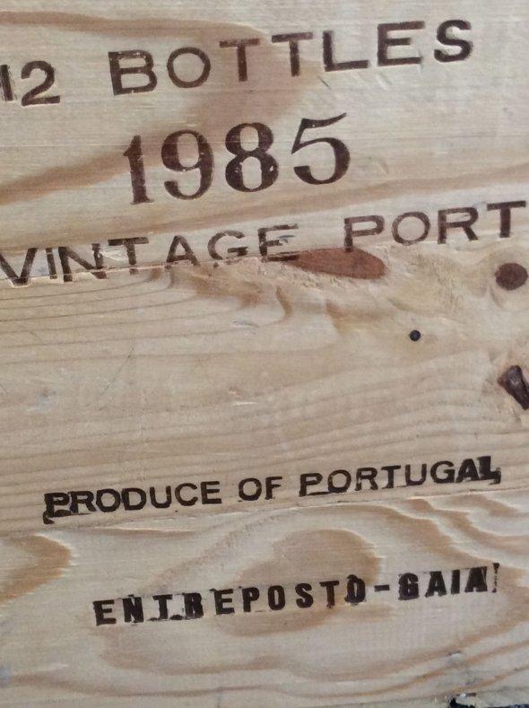 Smith Woodhouse, Vintage Port