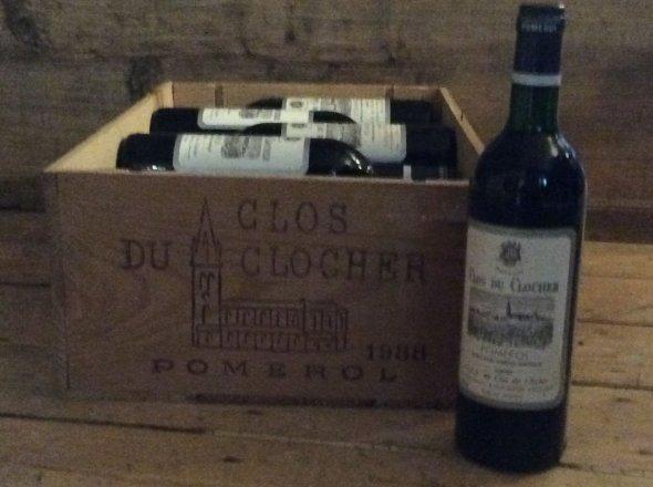 Clos du Clocher, Pomerol