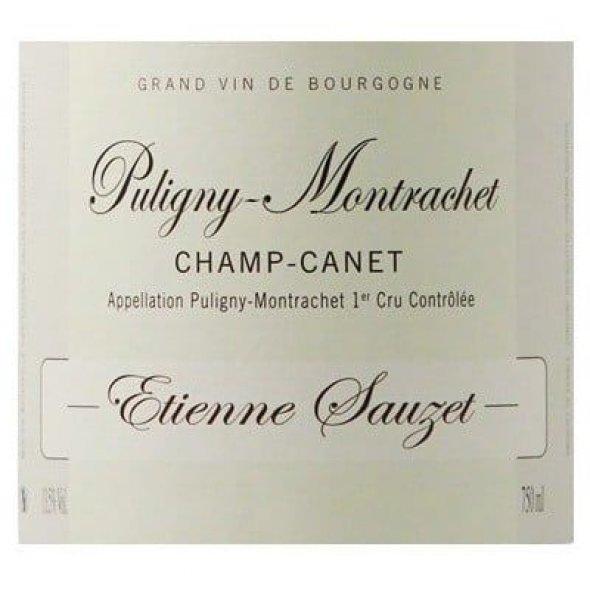 Etienne Sauzet, Puligny-Montrachet Premier Cru, Champ Canet