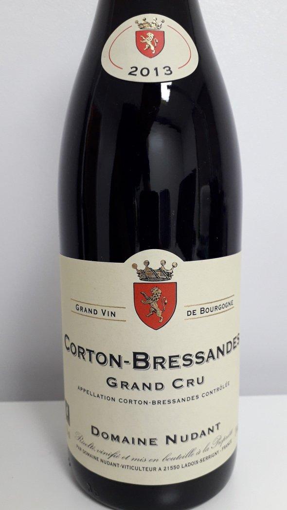 Domaine Nudant, Corton Grand Cru, Les Bressandes