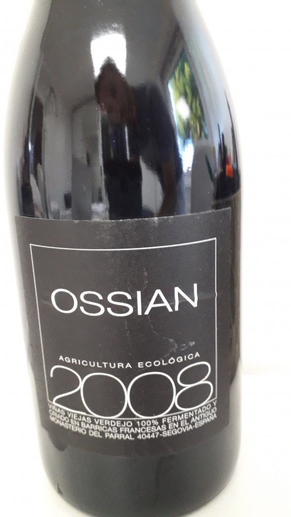 Ossian, VT Castilla y Leon, Blanco