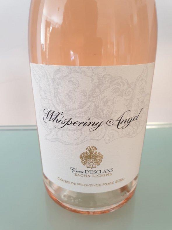 Chateau d Esclans, Rose Whispering Angel, Cotes de Provence (plus others!)
