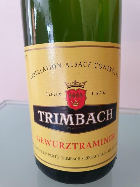 Trimbach, Gewurtzraminer Classic