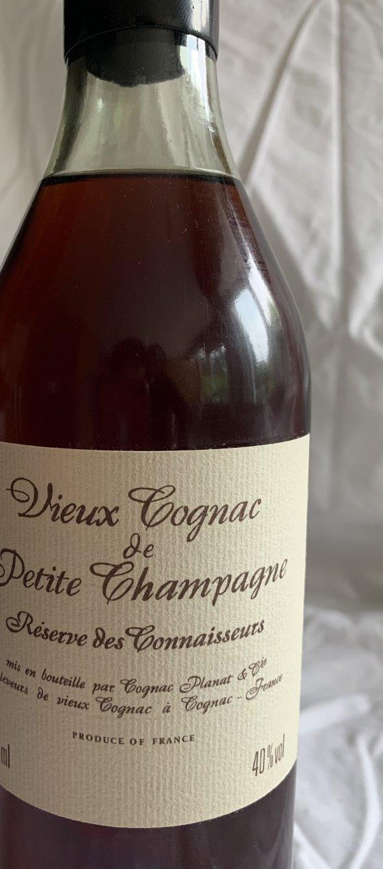 Vieux Cognac de petit champagne