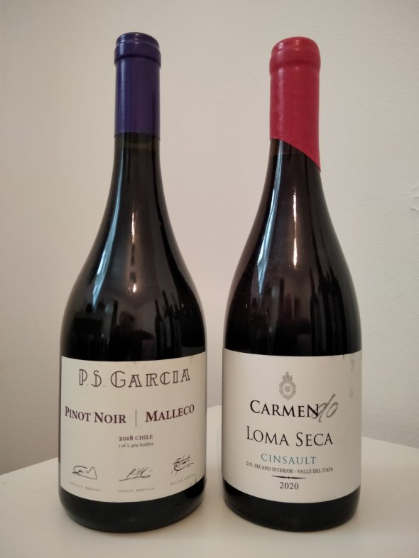 Mixed case of Cliean wines