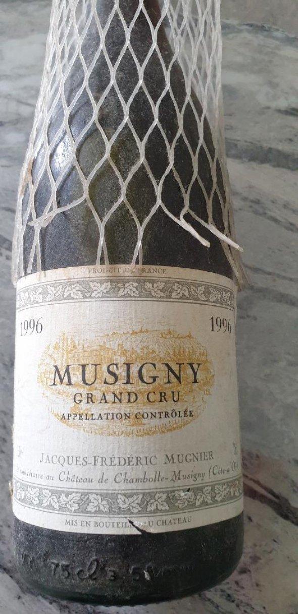 Domaine Jacques-Frederic Mugnier Le Musigny Grand Cru