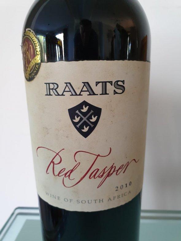 Raats, Red Jasper, Stellenbosch