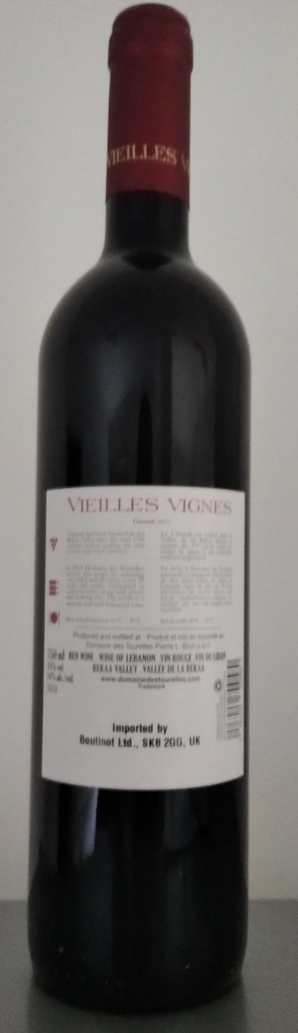 Cinsault, VIeilles Vignes
