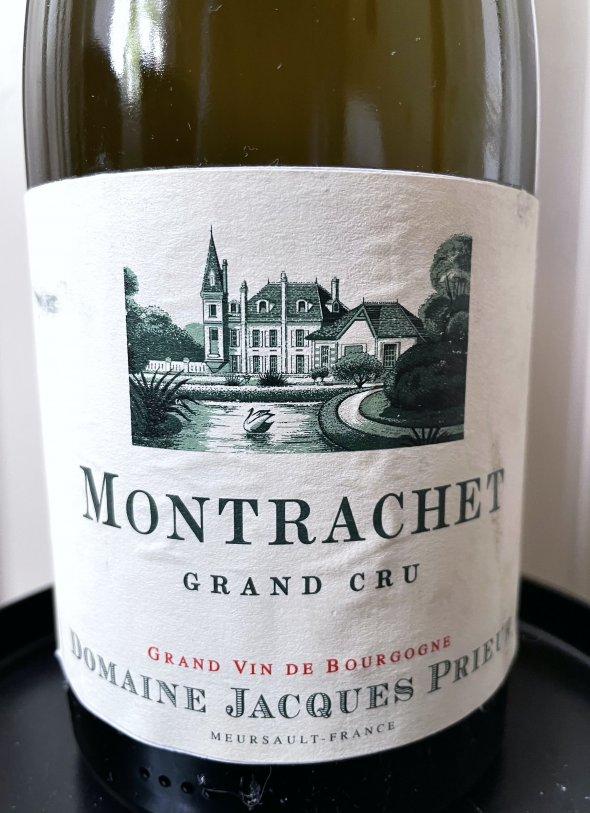Domaine Jacques Prieur, Montrachet Grand Cru