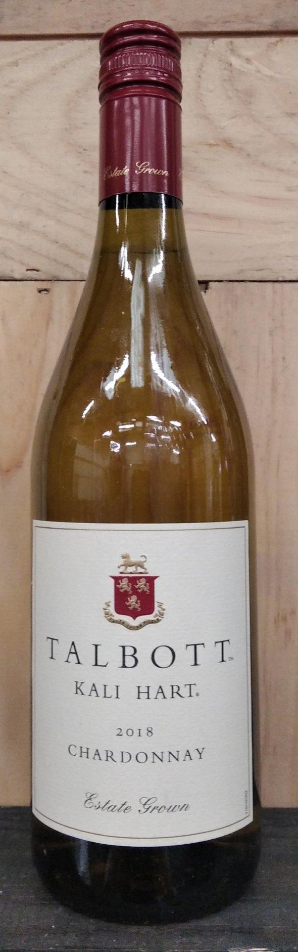Talbott, Kali Hart Chardonnay, Monterey